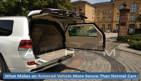 Armored Vehicle Manufacturer