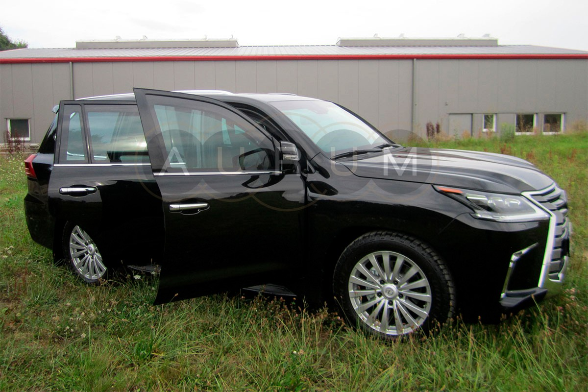 Aurum Security - Armored Lexus LX 570