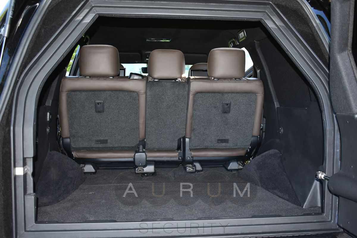 Aurum Security - Armored Lexus